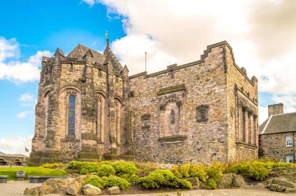 St Margaret, the 12th century chapel, Edinburgh ( t0m15/ Adobe Stock)
