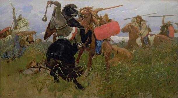 Up until now, academia has held on to the stereotype that Scythians were nomadic warriors. This new study turns that belief on its head. (Public domain)