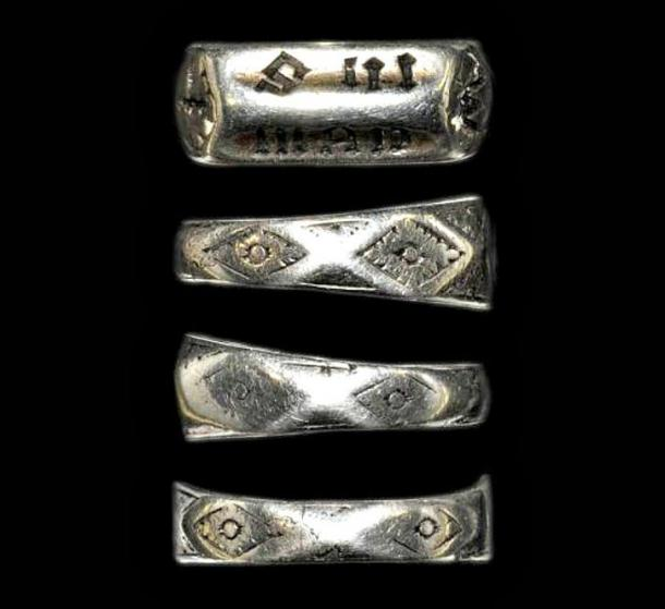 he ring was stolen from Joan of Arc by Bishop Cauchon before the trial which ended with Joan being sentenced to the stake.