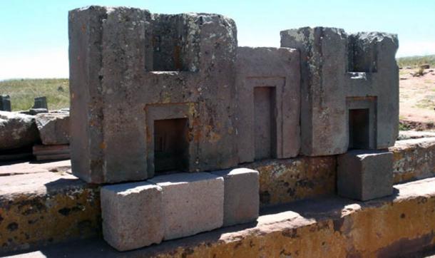 Ancient Stone Blocks
