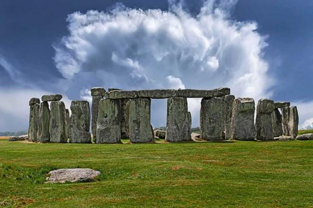 Figure 4. Stonehenge has been likened to a giant echo chamber