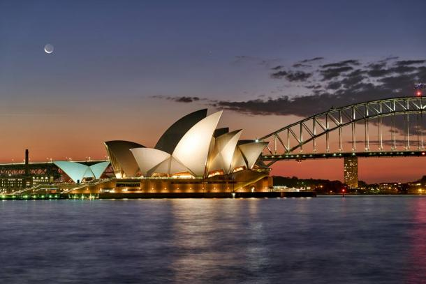 The Golden Ratio – A Sacred Number Linking the Past to the Present Sydney-opera-house-uses-golden-mean