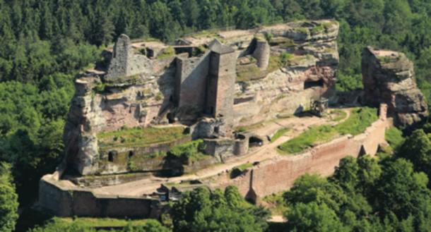 Fleckenstein Castle.