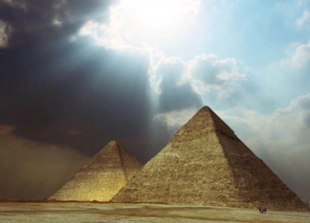 Some believe the Cwezi possessed superhuman abilities and used those powers for the construction of the pyramids. (Dudarev Mikhail / Adobe Stock)