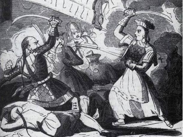 Ching Shih, the pirate queen of China