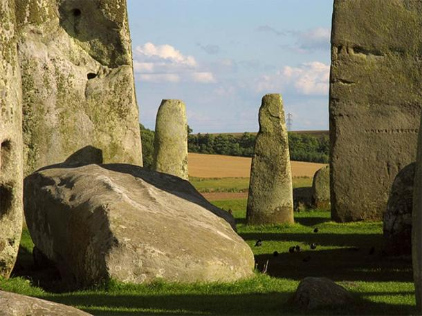If the popular theory is gone, where did the Stonehenge Altar Stone come from? (Pam Brophy/CC BY SA 2.0)
