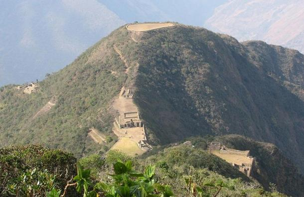It's a tough climb to reach the top of Choquequirao, but all this may change with plans to install a cable car