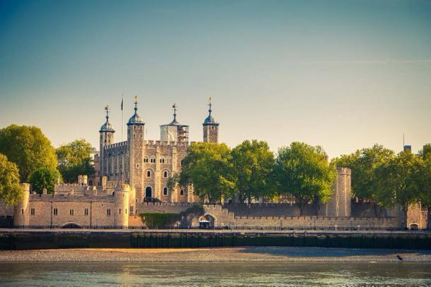 The Tower of London (sborisov / Adobe Stock)