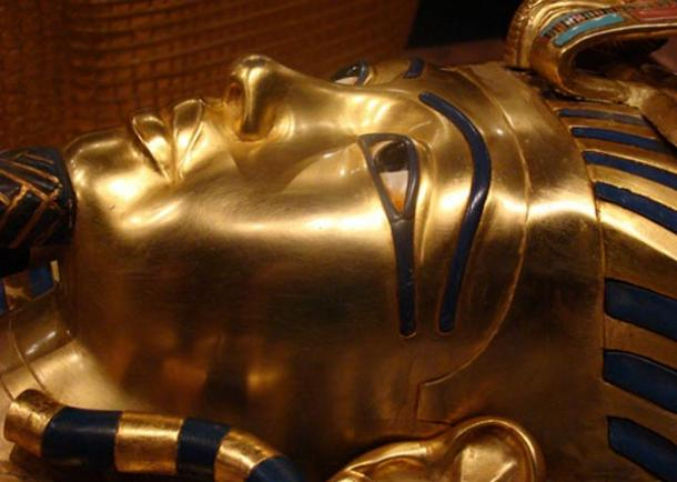 Research suggests Tutankhamun died from genetic weakness caused by family inbreeding