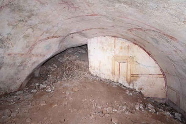Enchanting Hidden Sphinx Chamber Discovered At Nero S