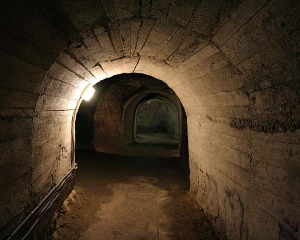 The underground passages of Znojmo