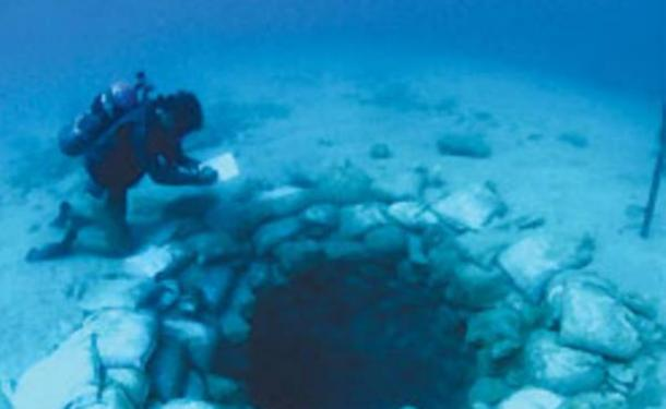 7500 años de antigüedad pueblo bajo el agua puede haber sido más antiguo centro de producción de aceite de oliva en el mundo