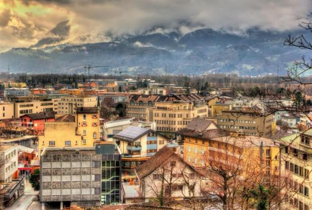 View of Vaduz, Liechtenstein (Leonid Andronov /Adobe Stock)