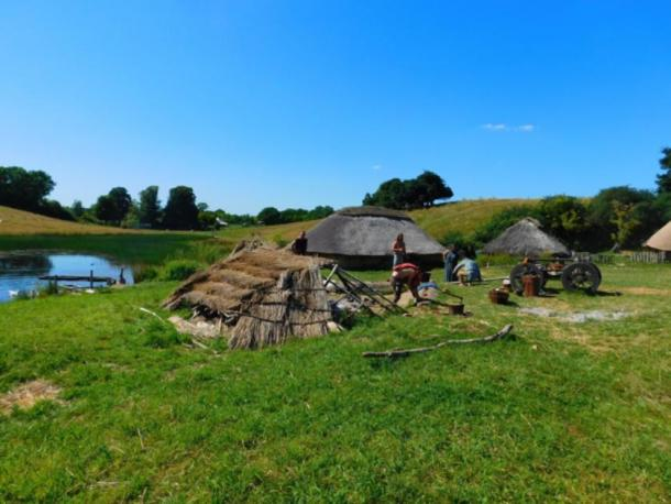 Viking migrants created settlements and increased the Irish population. (federicoghedini / Public Domain)