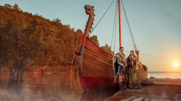The Vikings were in North America before Columbus