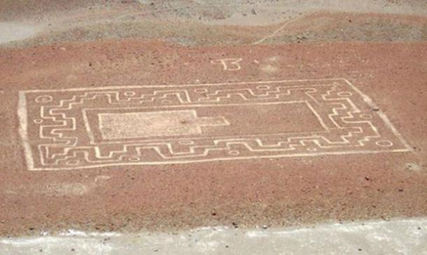 Wari geoglyph similar to Nazca lines found in Peru