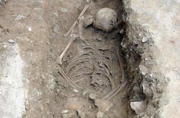 Archaeologists uncover 'witch' burial in Italy