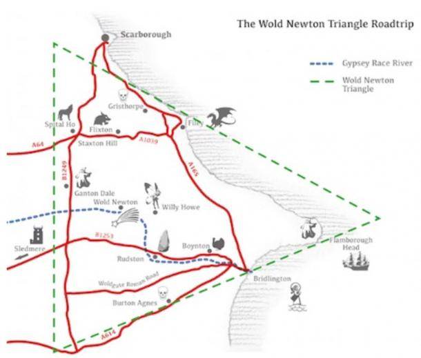 The Wold Newton Triangle Roadtrip