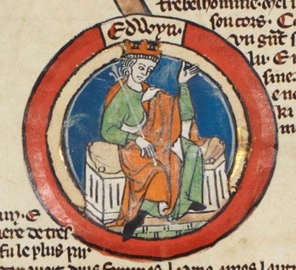 A young King Eadwig.