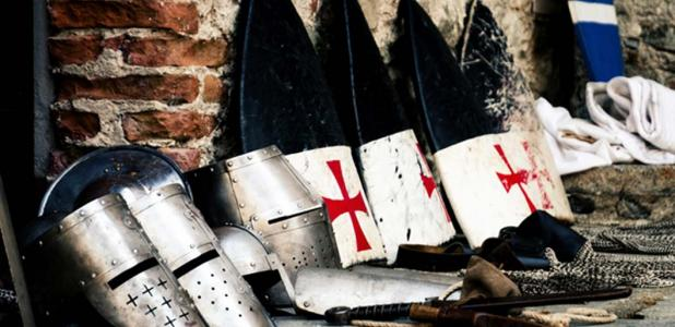 The ancient Crusaders' DNA can help us understand historical events. Source: Alessandro Cristiano / Adobe.