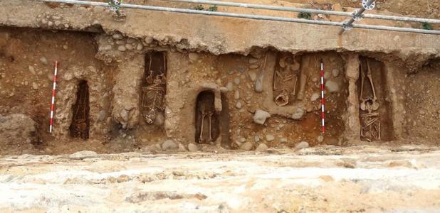 Missing Stone Inscription Holds Key to Almazán Skeletons Enigma