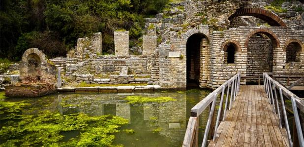 Butrint National Park, Preserving the Rise and Fall of an Ancient City