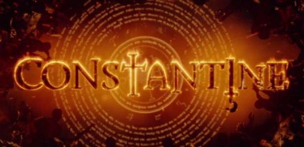 Constantine TV Series logo