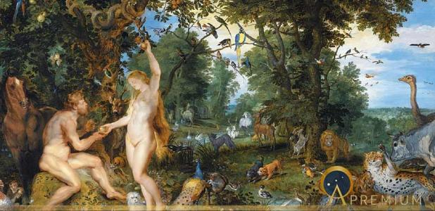 Messages in Myths: Eden A Poetic Rendition Of Reality