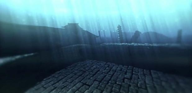 The underwater ruins of Fuxian Lake in China are an enigma. Their age is enough to set the forgotten city apart, but the strange carvings still gracing the submerged stones really confuses archaeologists.