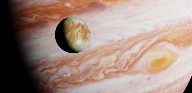 Europa, Jupiter's Moon