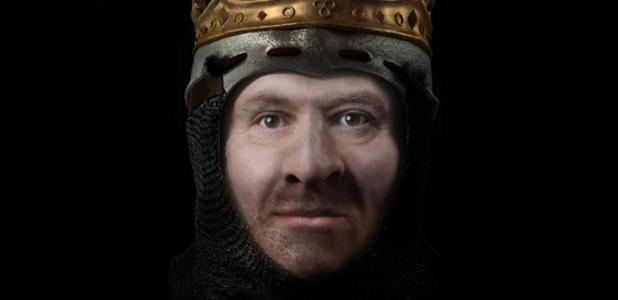 Face of King Robert The Bruce is Brought Back to Life 700 Years After His Death