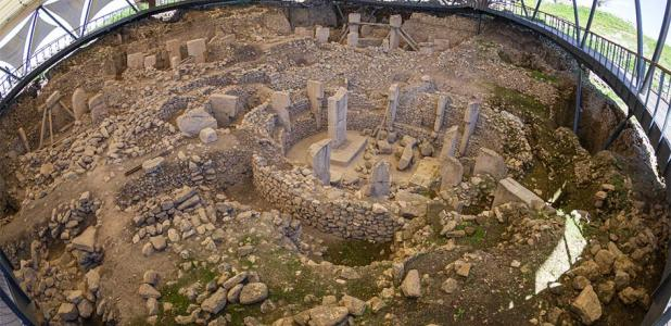 "Gobekli Tepe or the ""Pot-Bellied Hill"": The site where paradigms were shifted, dogma was broken and our understanding of human history changed forever. Source: mehmet / Adobe Stock"