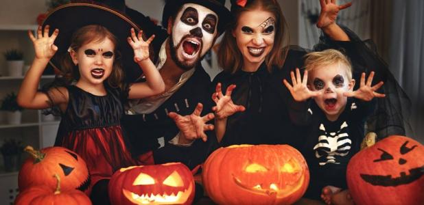 It's still possible to celebrate Halloween during the coronavirus pandemic.