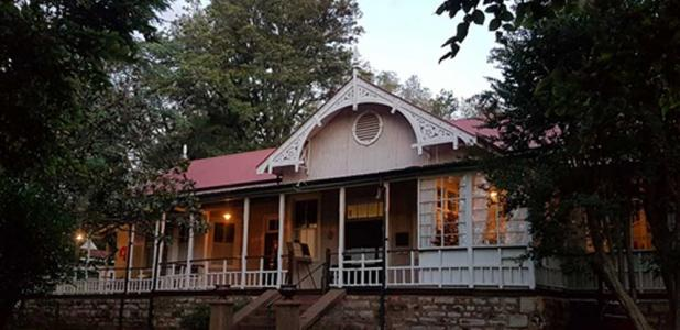Smuts house