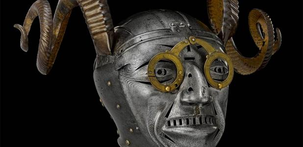 The Perplexing Horned Helmet of Henry VIII
