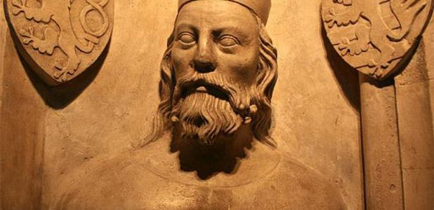 John of Bohemia. Source: Ondřej Kořínek/CC BY SA 3.0