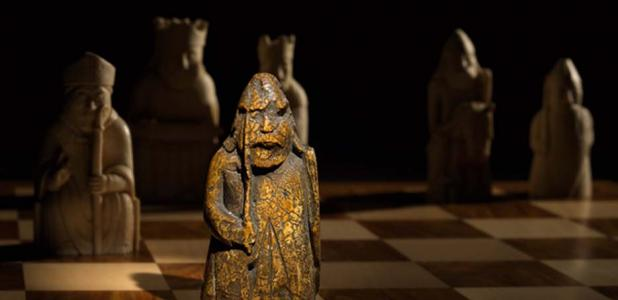 Rediscovered Viking-era Lewis Chessman Is Predicted To Make A Family