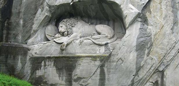 Unravelling the Tragic Story Behind the Impressive Lion Monument of Lucerne