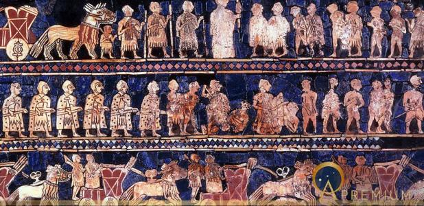 The Legend of Lugalbanda, The First Sumerian Shaman