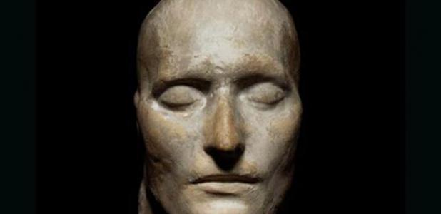 Death mask of Napolean Bonaparte