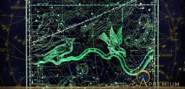 Constellation Map. (DarkWorkX/Pixabay)