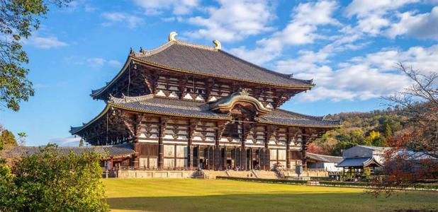 The Nara Period: Japan's First Permanent Capital