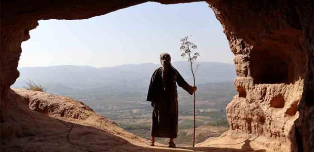 Pythagoras the Hermit: the Pythagoras Cave on Samos