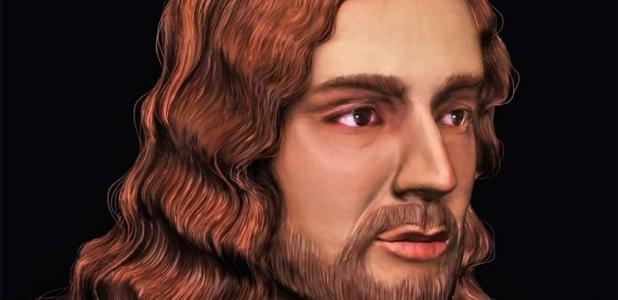 A facial reconstruction of the Renaissance painter Raphael. Source: Tor Vergata University