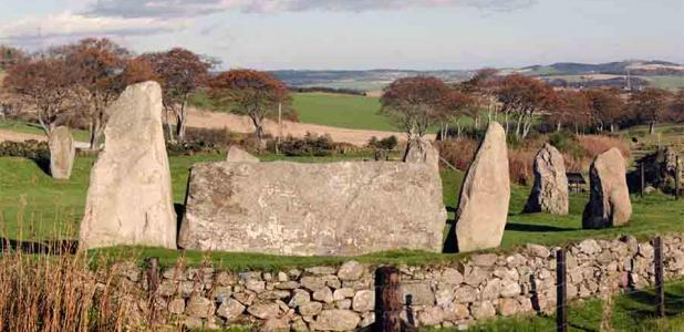 The Neolithic Builder of the Aberdeenshire Recumbent Stone Circles