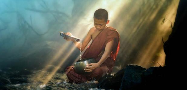 Tibet Death Ritual is practiced by experienced lamas  not novice monks.