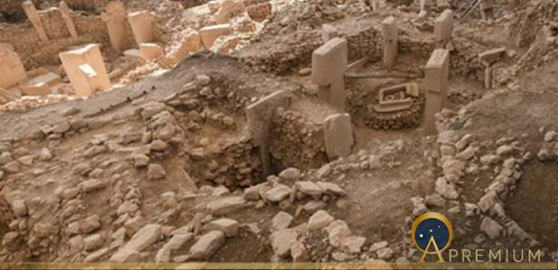 Ancient Site of Gobekli Tepe in SanliUrfa, Turkey, The Oldest Temple of the World. (Haluk/ Adobe Stock)