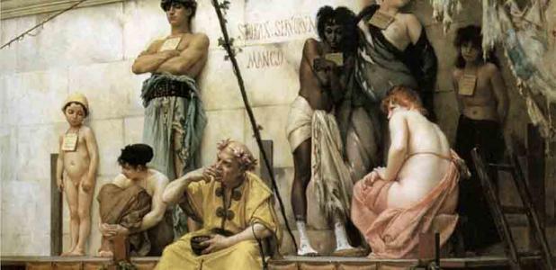 Eaten Alive By Eels: The Infamous Cruelty of Publius Vedius Pollio
