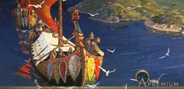Dead Viking Dynasty Invade Scottish Neolithic Tombs
