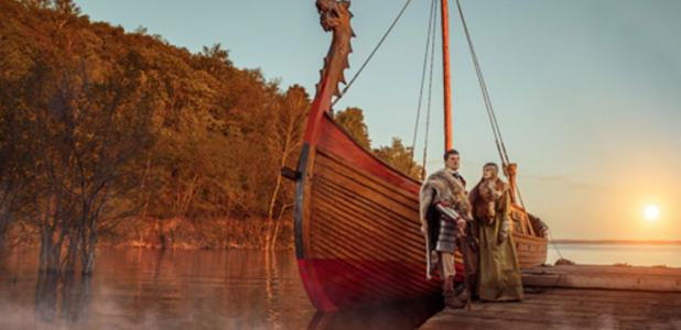 Viking explorers Source: diter /  Adobe Stock